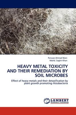 Heavy Metal Toxicity and Their Remediation by Soil Microbes (Paperback)