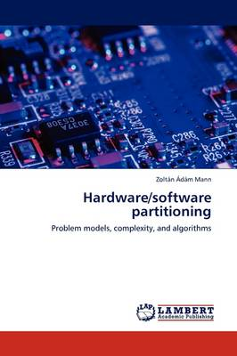 Hardware/Software Partitioning (Paperback)