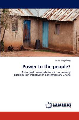Power to the People? (Paperback)