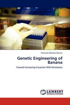Genetic Engineering of Banana (Paperback)