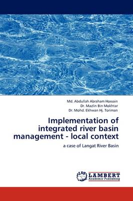 Implementation of Integrated River Basin Management - Local Context (Paperback)