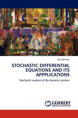 Stochastic Differential Equations and Its Appplications (Paperback)