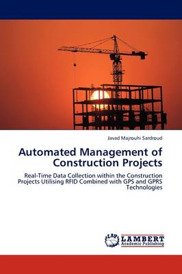 Automated Management of Construction Projects (Paperback)