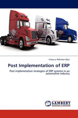 Post Implementation of Erp (Paperback)