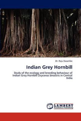 Indian Grey Hornbill (Paperback)