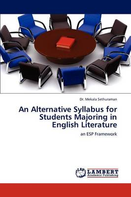 An Alternative Syllabus for Students Majoring in English Literature (Paperback)
