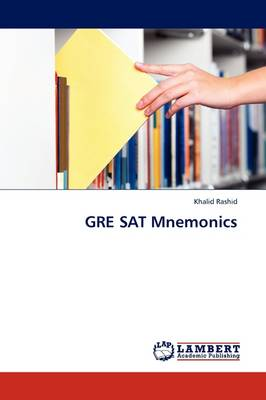 GRE SAT Mnemonics (Paperback)