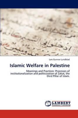 Islamic Welfare in Palestine (Paperback)
