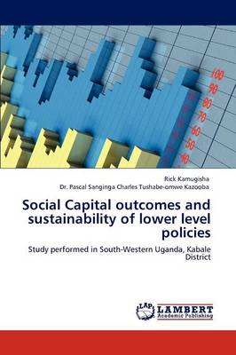 Social Capital Outcomes and Sustainability of Lower Level Policies (Paperback)