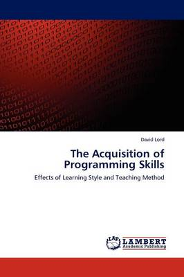 The Acquisition of Programming Skills (Paperback)