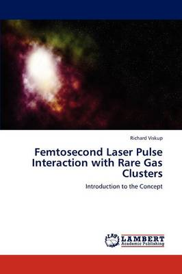 Femtosecond Laser Pulse Interaction with Rare Gas Clusters (Paperback)