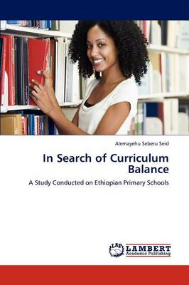 In Search of Curriculum Balance (Paperback)