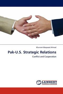 Pak-U.S. Strategic Relations (Paperback)