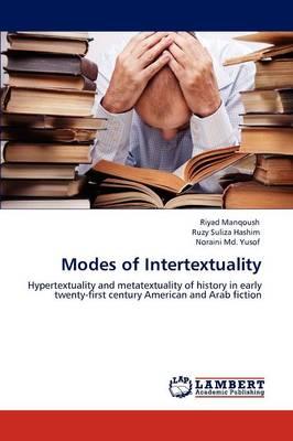 Modes of Intertextuality (Paperback)