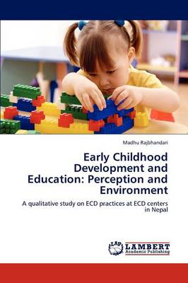 Early Childhood Development and Education: Perception and Environment (Paperback)