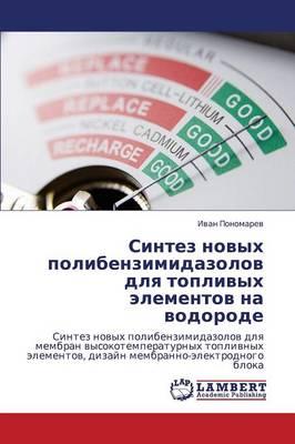 Sintez Novykh Polibenzimidazolov Dlya Toplivykh Elementov Na Vodorode (Paperback)