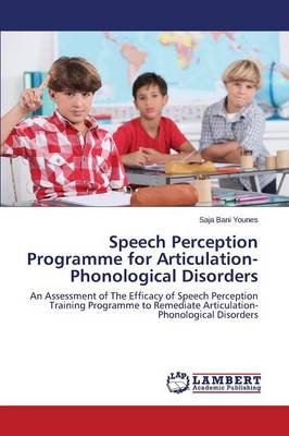 Speech Perception Programme for Articulation-Phonological Disorders (Paperback)