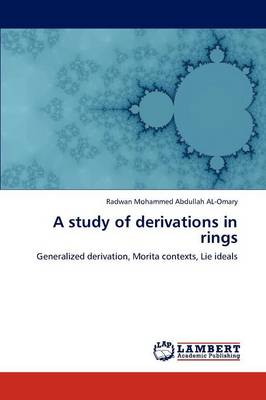 A Study of Derivations in Rings (Paperback)