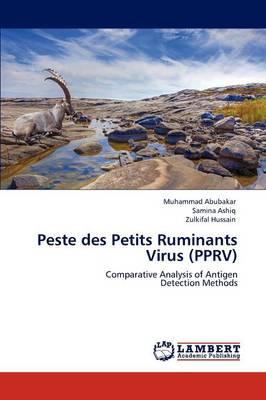 Peste Des Petits Ruminants Virus (Pprv) (Paperback)