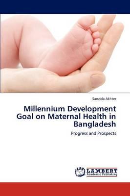 Millennium Development Goal on Maternal Health in Bangladesh (Paperback)