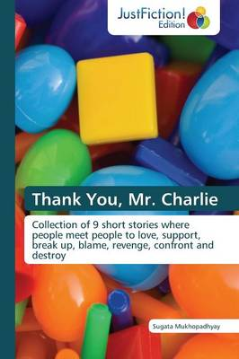 Thank You, Mr. Charlie (Paperback)