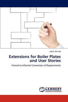 Extensions for Boiler Plates and User Stories (Paperback)