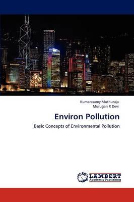 Environ Pollution (Paperback)