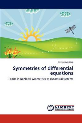 Symmetries of Differential Equations (Paperback)