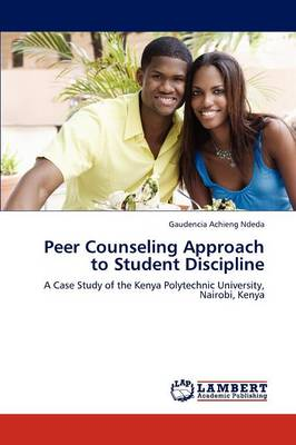 Peer Counseling Approach to Student Discipline (Paperback)