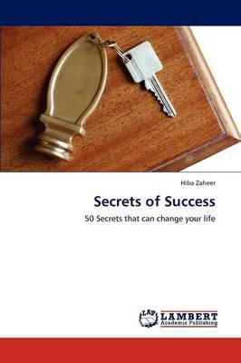 Secrets of Success (Paperback)