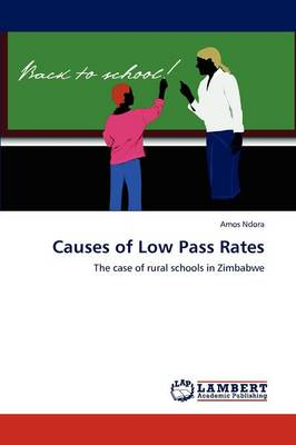 Causes of Low Pass Rates (Paperback)