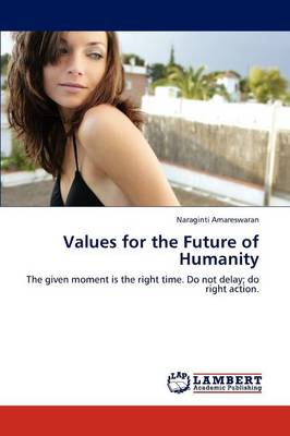 Values for the Future of Humanity (Paperback)