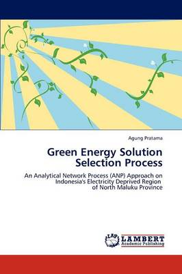 Green Energy Solution Selection Process (Paperback)