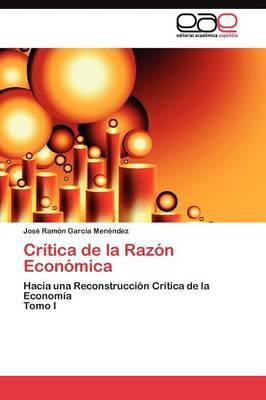Critica de La Razon Economica (Paperback)