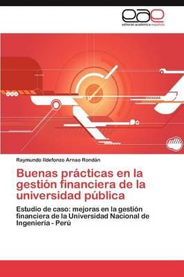 Buenas Practicas En La Gestion Financiera de La Universidad Publica (Paperback)