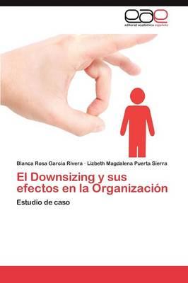 El Downsizing y Sus Efectos En La Organizacion (Paperback)