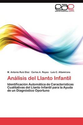Analisis del Llanto Infantil (Paperback)