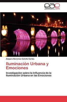 Iluminacion Urbana y Emociones (Paperback)