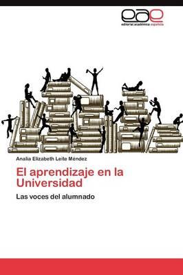 El Aprendizaje En La Universidad (Paperback)