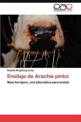 Ensilaje de Arachis Pintoi (Paperback)