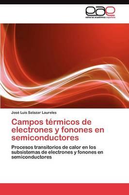 Campos Termicos de Electrones y Fonones En Semiconductores (Paperback)