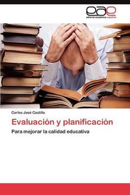 Evaluacion y Planificacion (Paperback)