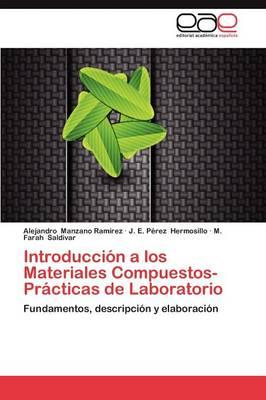 Introduccion a Los Materiales Compuestos-Practicas de Laboratorio (Paperback)