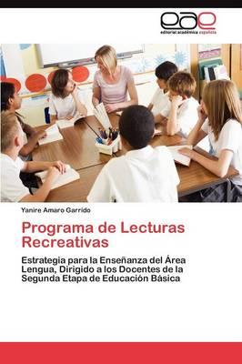 Programa de Lecturas Recreativas (Paperback)