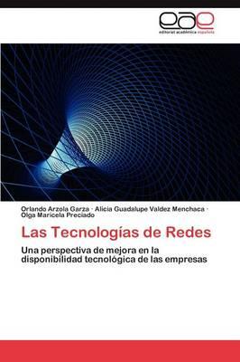 Las Tecnologias de Redes (Paperback)