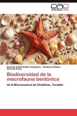Biodiversidad de La Macrofauna Bentonica (Paperback)