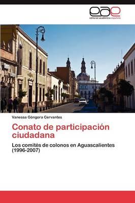 Conato de Participacion Ciudadana (Paperback)