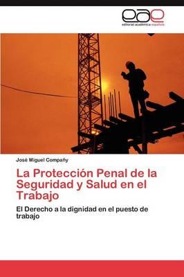 La Proteccion Penal de La Seguridad y Salud En El Trabajo (Paperback)