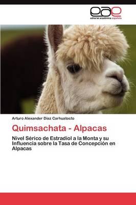 Quimsachata - Alpacas (Paperback)
