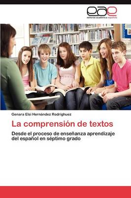 La Comprension de Textos (Paperback)